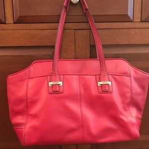 Great Red Coach Carryall